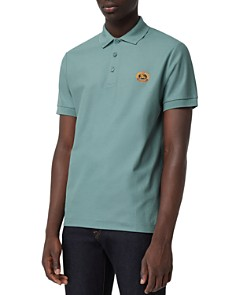 Burberry - Densford Crest Polo Shirt