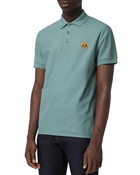 Burberry - Densford Crest Polo Shirt