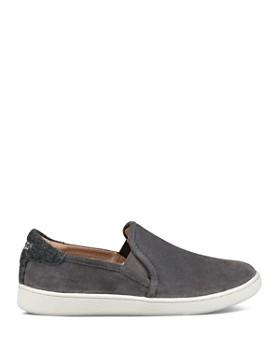 UGG® - Women's Cas Suede Slip-On Sneakers