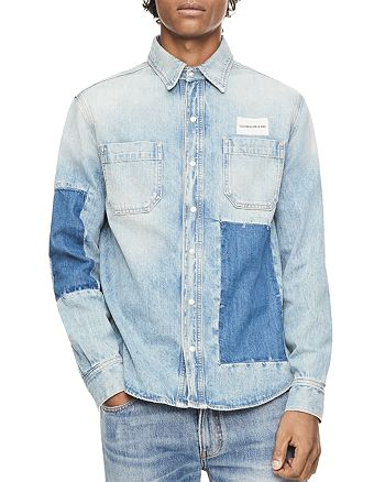 Calvin Klein Jeans - Patched Regular Fit Utility Shirt