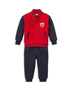 Ralph Lauren Boys Baseball Jacket  Jogger Set  Baby