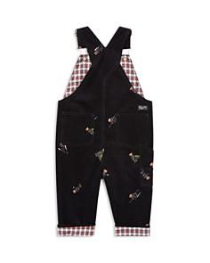 Ralph Lauren - Boys' Holiday Bear Corduroy Overalls - Baby