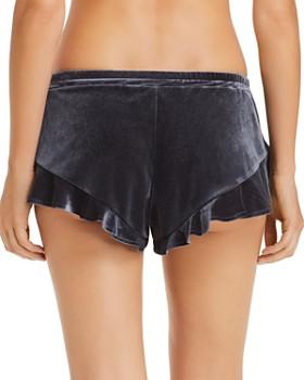 Thistle & Spire - Reeve Velvet Shorts
