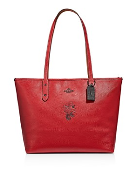 COACH - Disney x Coach Minnie Mouse City Motif Tote