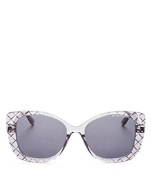 Bottega Veneta Women's Butterfly Sunglasses, 53mm