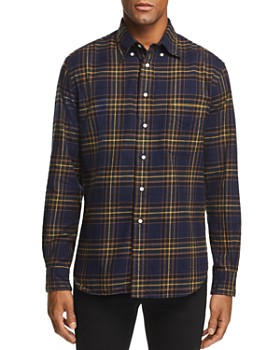 Gitman Vintage - Plaid Regular Fit Shirt - 100% Exclusive
