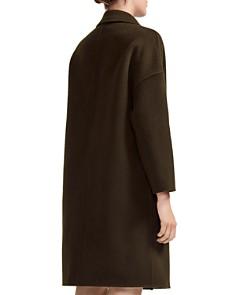 Maje - Grimala Wool & Cotton Coat