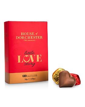 House of Dorchester - Caramel Heart Book Box