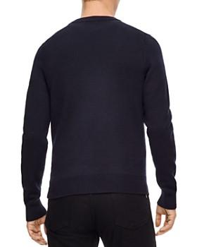 Sandro - Lobster Intarsia Sweater