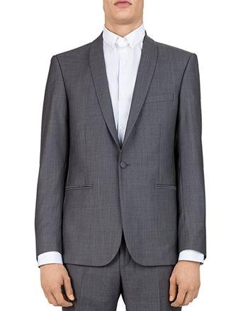 The Kooples - Flawless Wool Slim Fit Suit Jacket