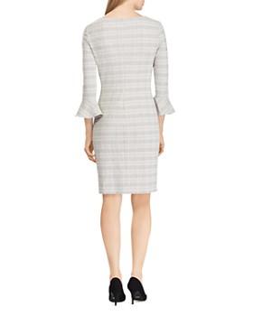Ralph Lauren - Plaid Jersey Dress