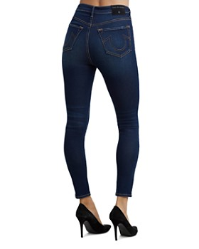 True Religion - Caia Ultra High-Waisted Jeans
