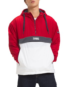 Tommy Jeans - Color-Block Pullover Jacket