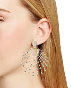 Kendra Scott - Fabia Multicolor Sunray Drop Earrings