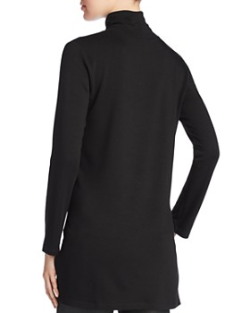 Eileen Fisher - Mock-Neck Tunic