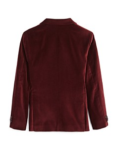 Michael Kors - Boys' Red Velvet Sport Jacket - Big Kid