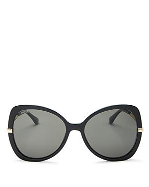 845bac1ad27 Jimmy Choo Women s Cruz Butterfly Sunglasses