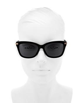 68d62088fd2 ... 55mm Jimmy Choo - Women s Shade Cat Eye Sunglasses