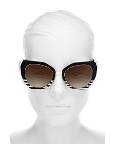 MARC JACOBS - Women's Square Sunglasses, 53mm