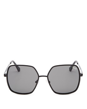 Quay - Women's Quay x Finders Keepers Undercover Square Sunglasses, 57mm