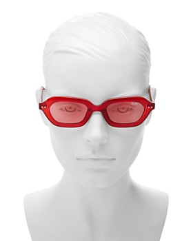 Quay - Women's Quay x Finders Keepers Anything Goes Square Sunglasses, 30mm