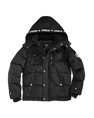 Diesel Boys Bubble Parka  Big Kid