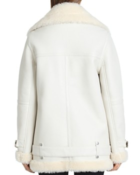 3aead6b82feb Faux Fur Coats - Bloomingdale s