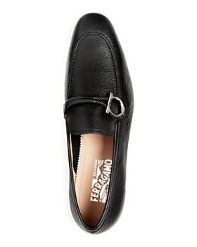 Salvatore Ferragamo - Men's America Leather Loafers