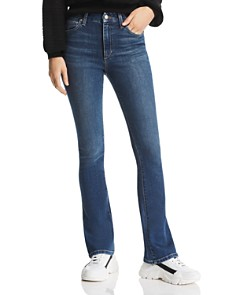 Joe's Jeans - High Rise Honey Bootcut Jeans in Jenifer