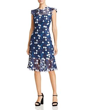 Elie Tahari Florance Lace Dress
