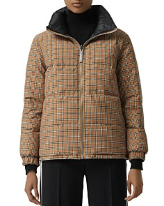 Burberry - Reddich Reversible Puffer Coat