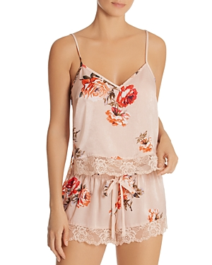 In Bloom By Jonquil IN BLOOM BY JONQUIL SHIMMER SATIN CAMI SET
