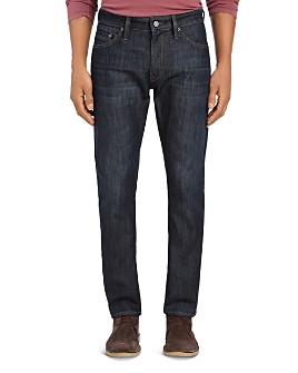 Mavi - Marcus Straight Slim Jeans in Rinse Brushed New York