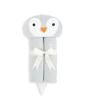 Elegant Baby - Unisex Penguin Bath Wrap