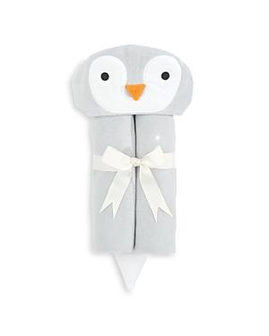 Elegant Baby Unisex Penguin Bath Wrap