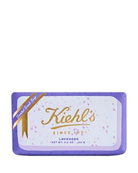 Kiehl's Since 1851 - Limited-Edition Gently Exfoliating Body Scrub Soap - Lavender