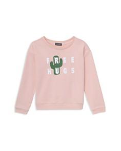 DL1961 - Girls' Cactus Sweatshirt - Little Kid