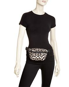 kate spade new york - That's The Spirit Leopard Print Belt Bag