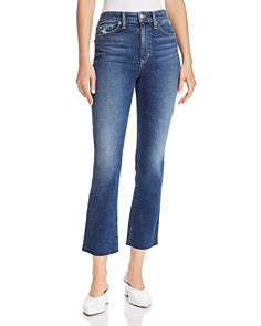Joe's Jeans - Crop Bootcut Jeans in Payton