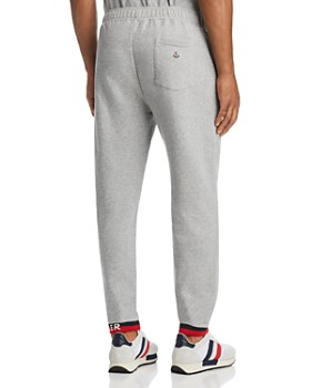 Moncler - Logo Cuffed Sweatpants