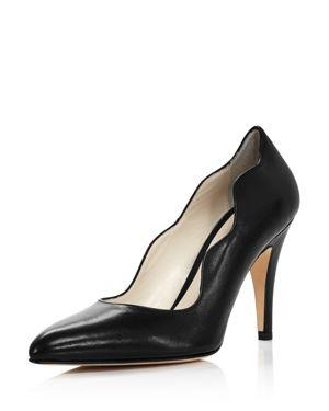 BETTYE MULLER Women'S Gentry Pointed Toe Pumps in Black