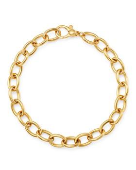 Roberto Coin - 18K Yellow Gold Charm Set Bracelet