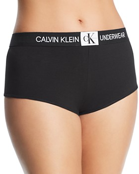 Calvin Klein - Plus Monogram Boyshort