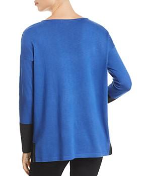Eileen Fisher - Color Block Sweater