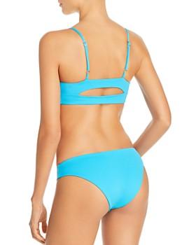 L*Space - Flashback Bralette Bikini Top & Sandy Classic Bikini Bottom