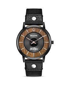 """Bulova - Le Freak Special Edition """"We Are Family"""" Watch, 40mm"""