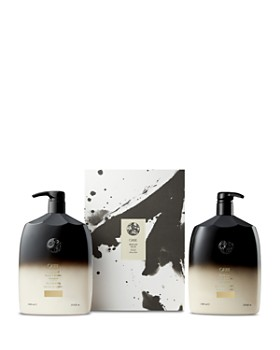 Oribe - Gold Lust Liter Shampoo & Conditioner Gift Set ($360 value)