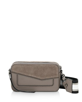 Botkier - Cobble Hill Suede Trim Camera Crossbody