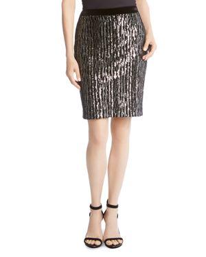 Karen Kane Sequined Skirt