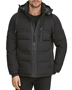 Marc New York - Huxley Removable-Hood Down Jacket